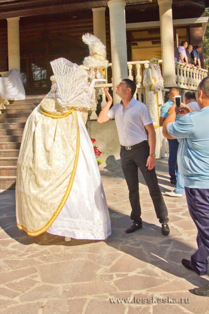 Большая летняя свадьба. 1