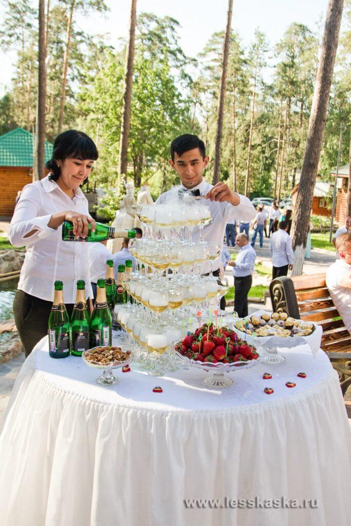 Большая летняя свадьба. 6
