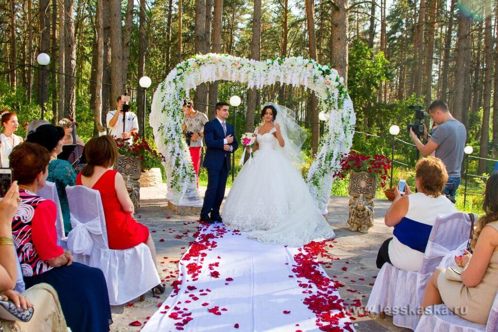 Большая летняя свадьба. 9