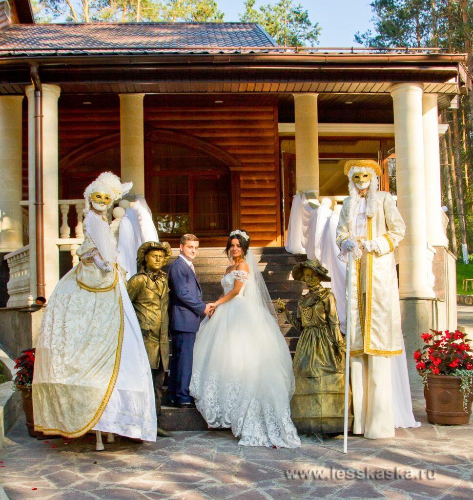 Большая летняя свадьба. 11